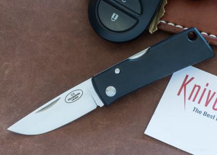 Fallkniven: U4 - Pocket Knife - Zytel Handle