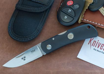 Fallkniven: TK4 - Tre Kroner Folder - 3G Steel