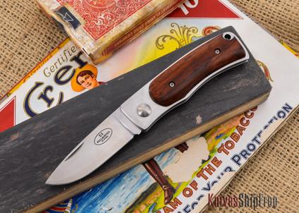Fallkniven: U1 Pocket Knife w/ Cocobolo Handle - 3G steel