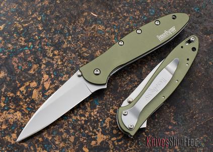 Kershaw Knives: Ken Onion Leek