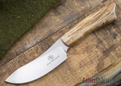 Arno Bernard Knives: Grazer Series - Springbok - Spalted Maple - 102753