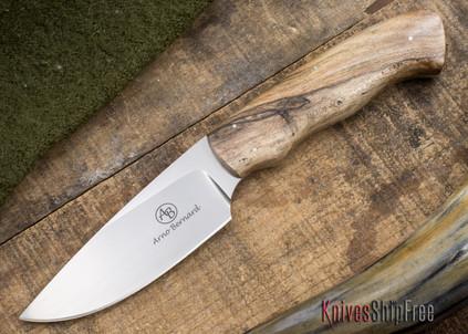 Arno Bernard Knives: Grazer Series - Zebra - Spalted Maple - 102763
