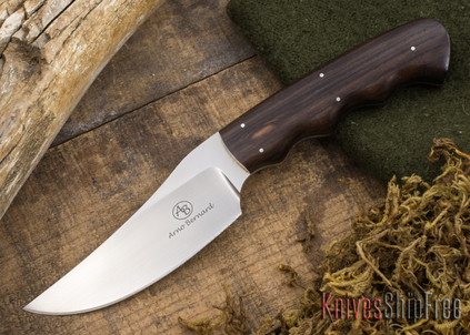 Arno Bernard Knives: Predator Series - Sailfish - Ebony - 112313