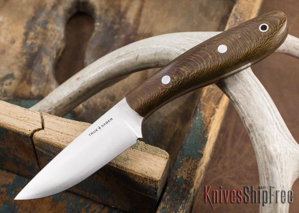 True Saber Knives: Shawnee - Sycamore #1