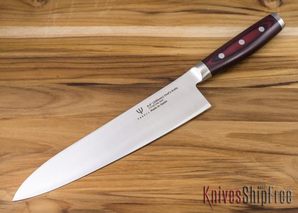 "Yaxell: Dragon Fire - 9.5"" Chef's Knife - BD1N"
