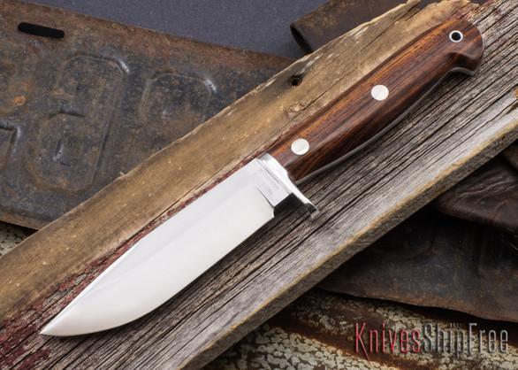 Hess Knifeworks: Outdoorsman - Cocobolo #02