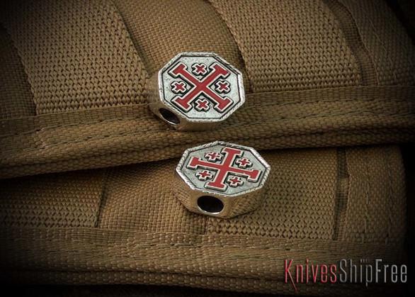 Spartan Blades: Crusader Cross Bead
