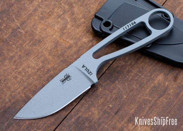 ESEE Knives: Izula - Neck Knife - Gray