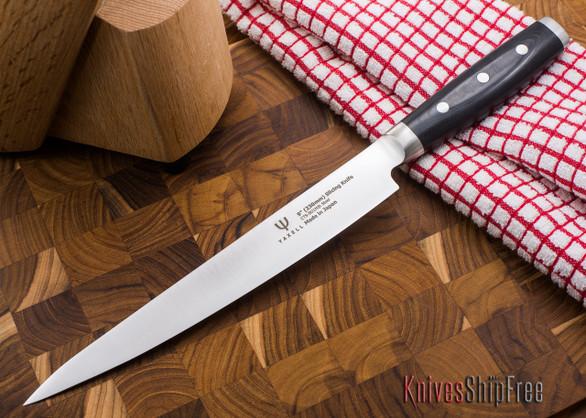 "Yaxell: Dragon - 9"" Slicing Knife"