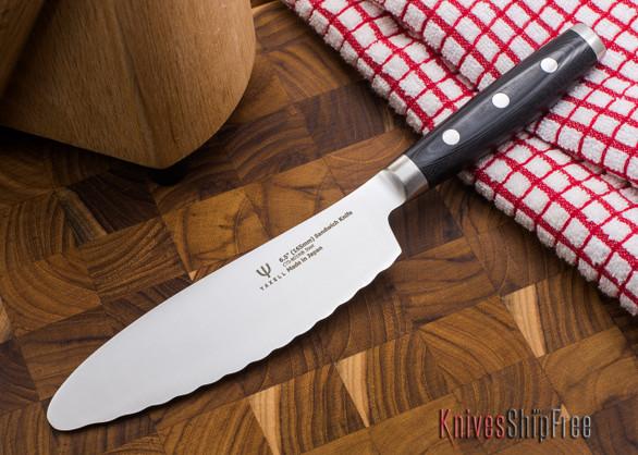 """Yaxell: Dragon - 6.5"""" Panini Knife"""