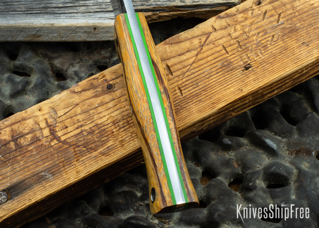 Marblewood - Lime Green Liners - 072122 (Spine)