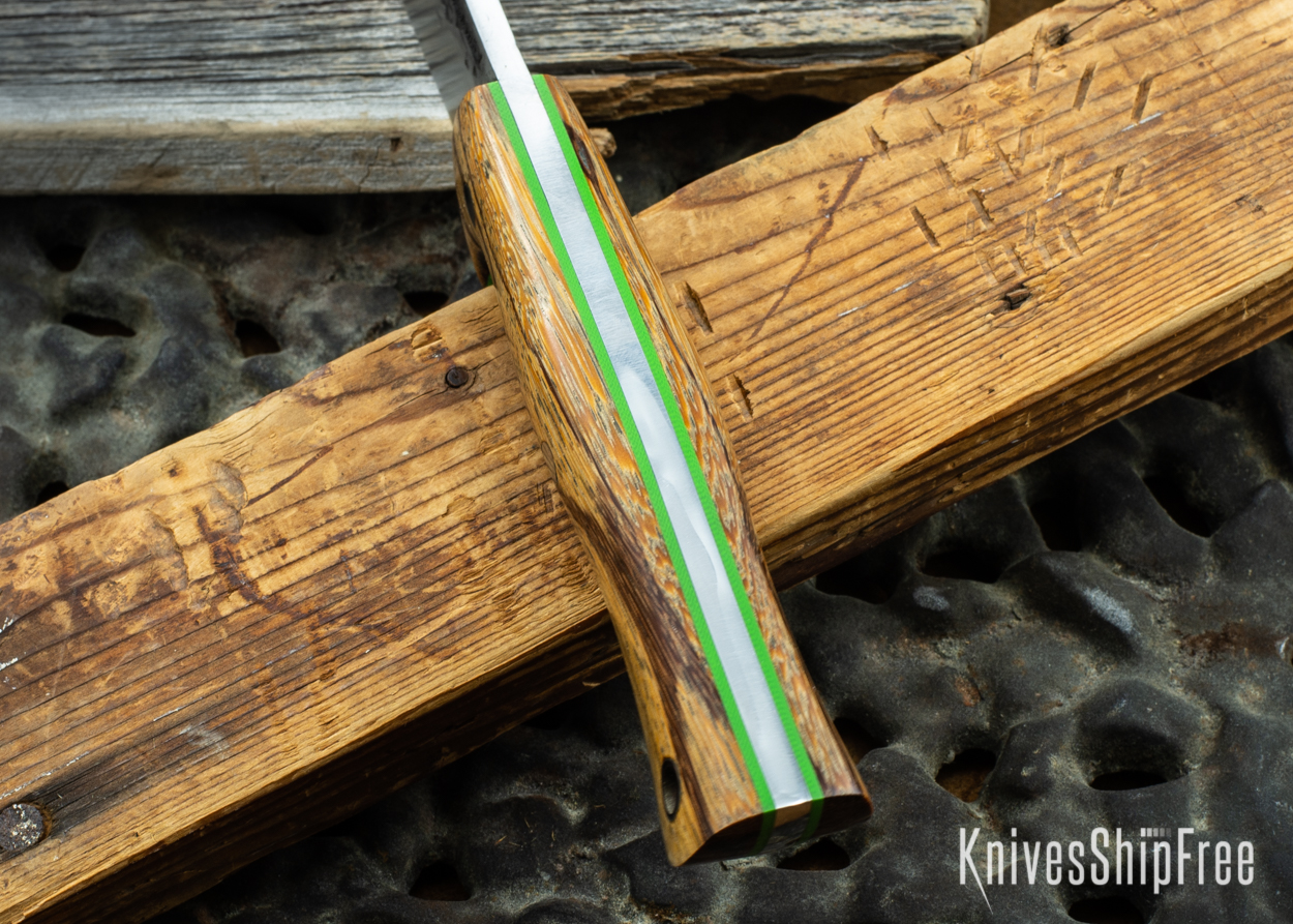 Marblewood - Lime Green Liners - 072123 (Spine)