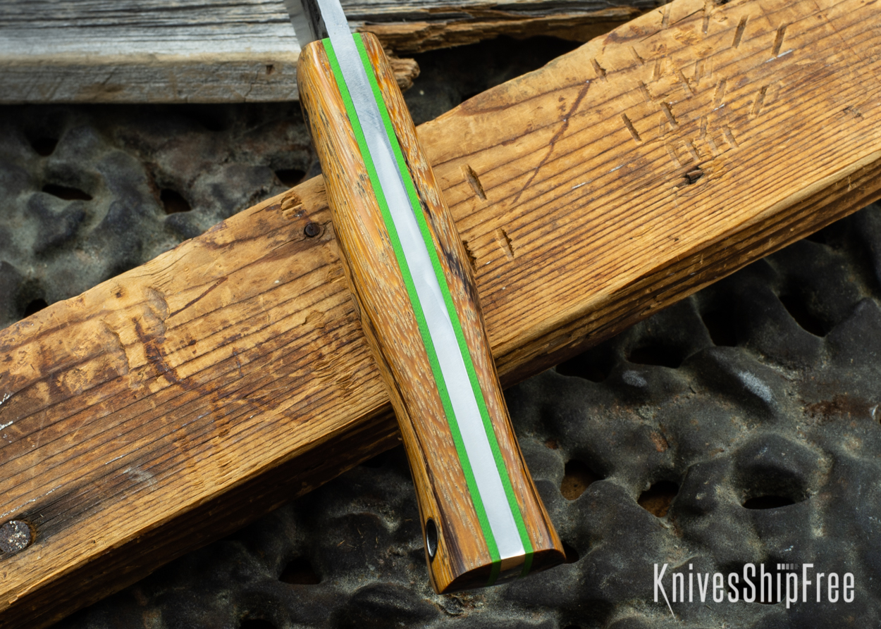 Marblewood - Lime Green Liners - 072124 (Spine)