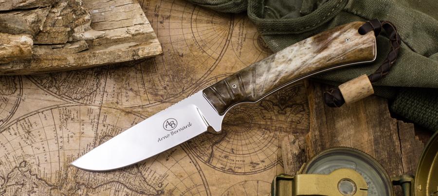 Arno Bernard Knives: Badger