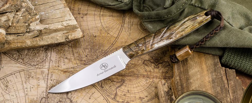 Arno Bernard Knives: Bateleur