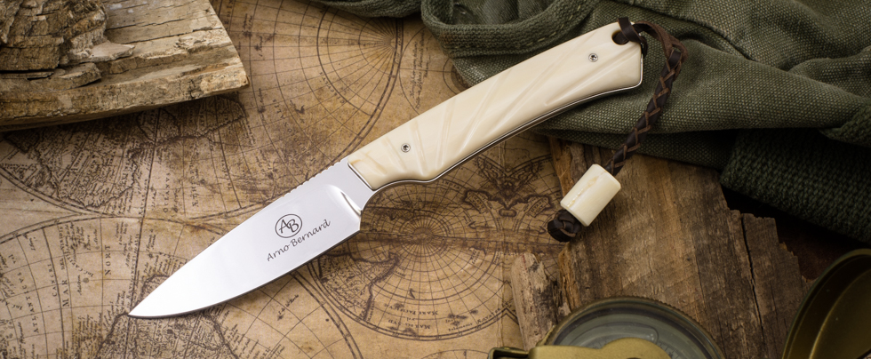 Arno Bernard Knives: Marmoset
