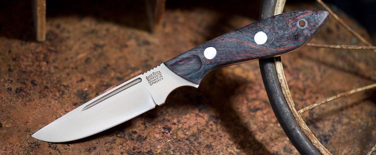 Bark River Adventurer II Neck Knife