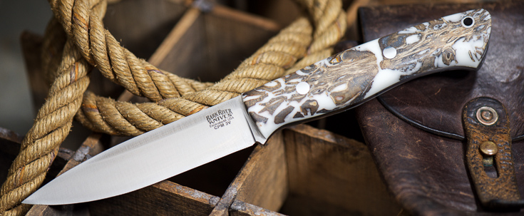 Bark River Knives: Aurora LT - CPM 3V