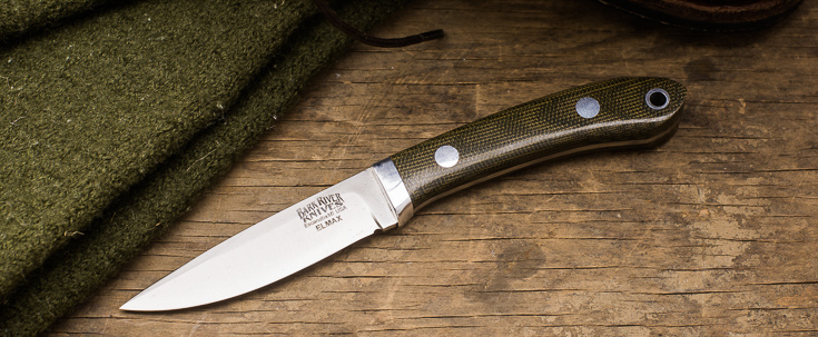 Bark River Knives: Blackwater