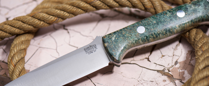 Bark River Knives: Bravo 1 LT - CPM 3V