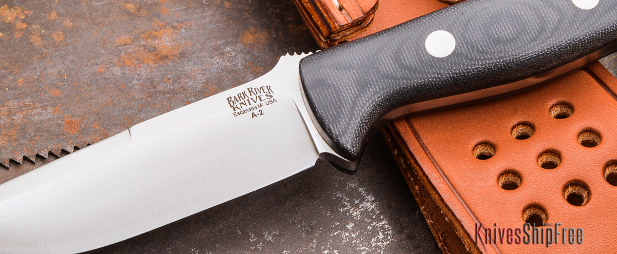 Bark River Knives: Bravo 1