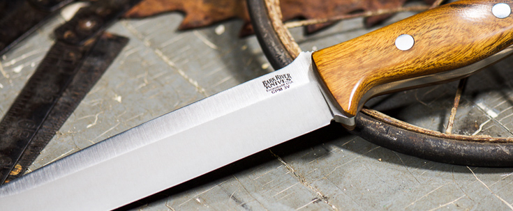Bark River Knives: Bravo 2 - CPM 3V