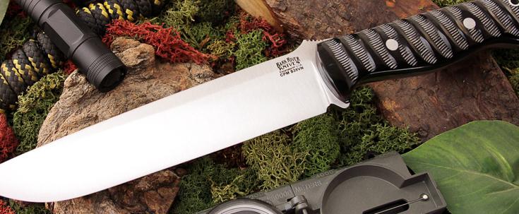 Bark River Knives: Bravo II - CPM S35VN