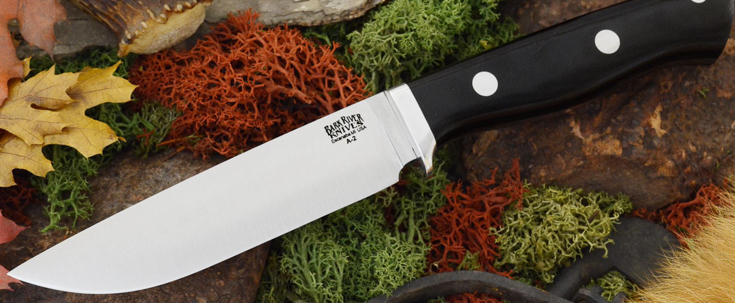 Bark River Knives: Camp & Trail