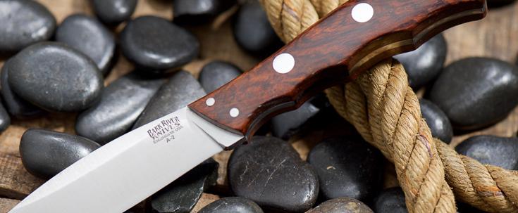 Bark River Knives: Canadian Special