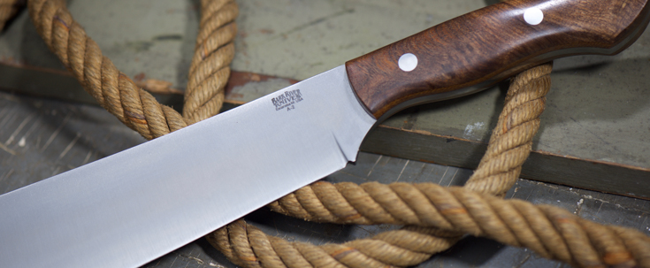Bark River Knives: Dakkar