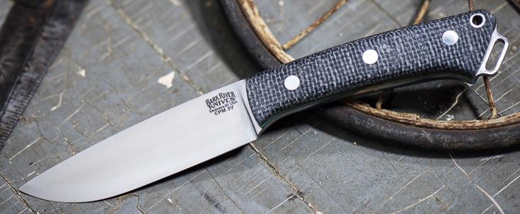 Bark River Knives: Fox River LT - CPM 3V