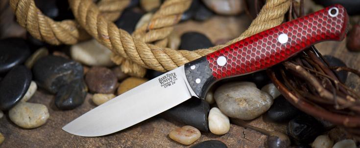 Bark River Knives: Gunny Hunter - CPM 3V