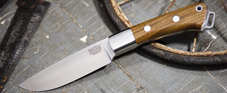 Bark River Knives: Highland Special