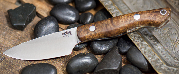 Bark River Knives: Kalahari Bushman