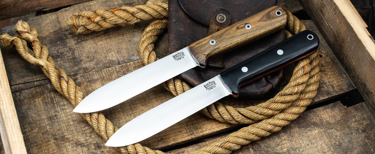 Bark River Knives: Kephart 5 CPM-3V