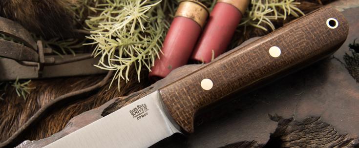 Bark River Knives: Kephart 5