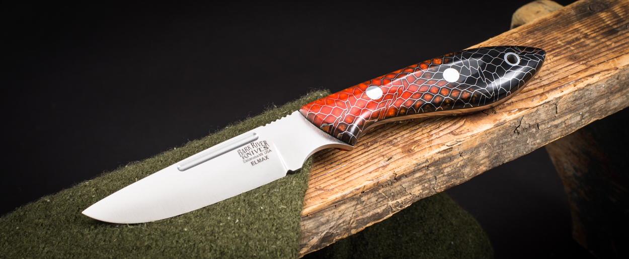 Bark River Knives: Adventurer II - Elmax
