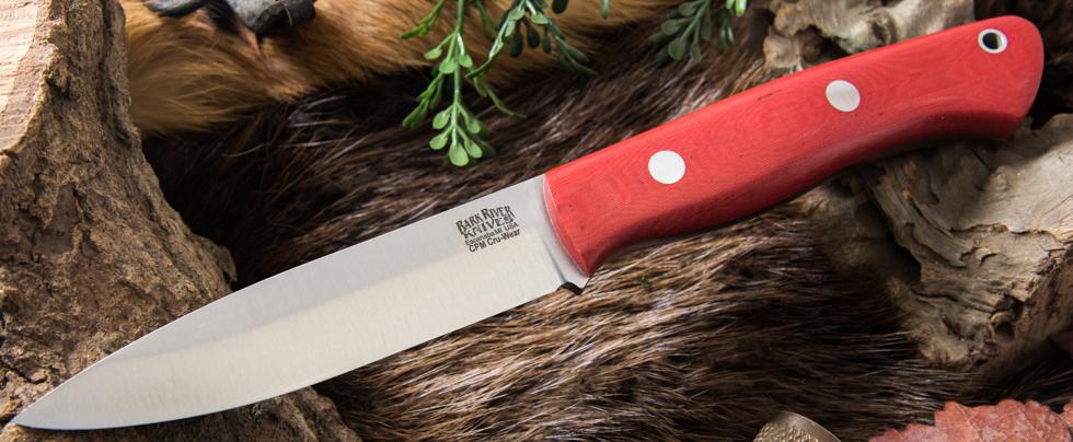 Bark River Knives: Aurora - CPM Cru-Wear