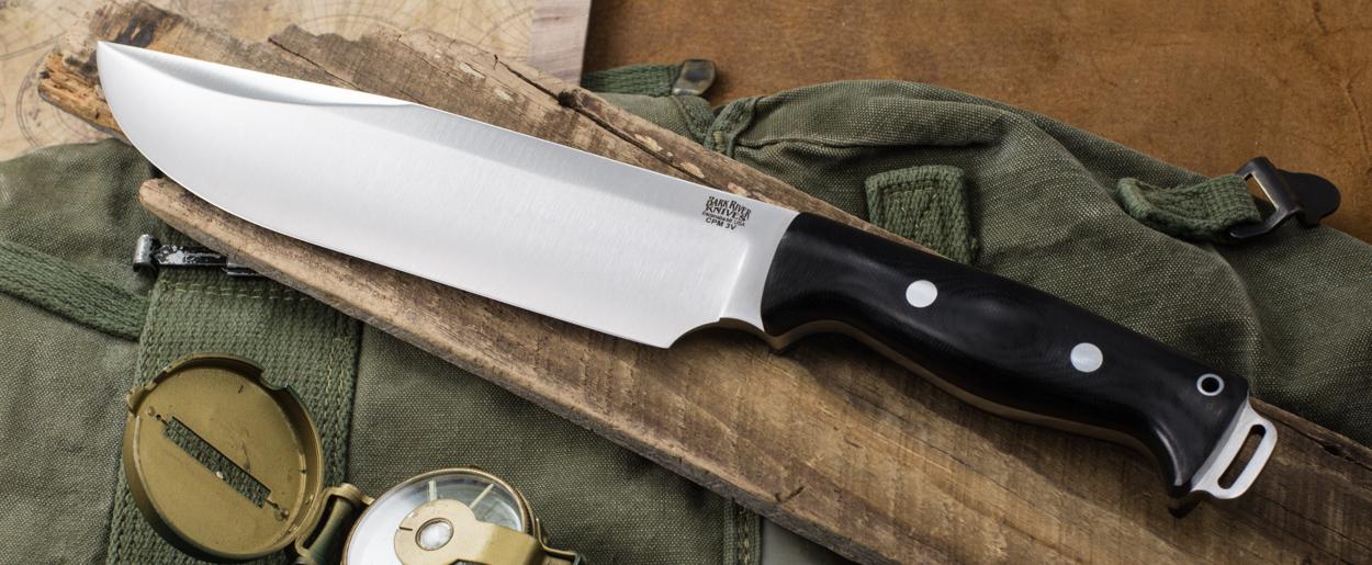 Bark River Knives: Bravo Crusader 3V