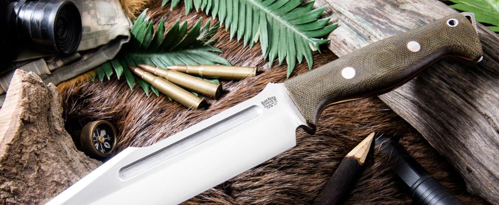 Bark River Knives: Bravo Tope Recon