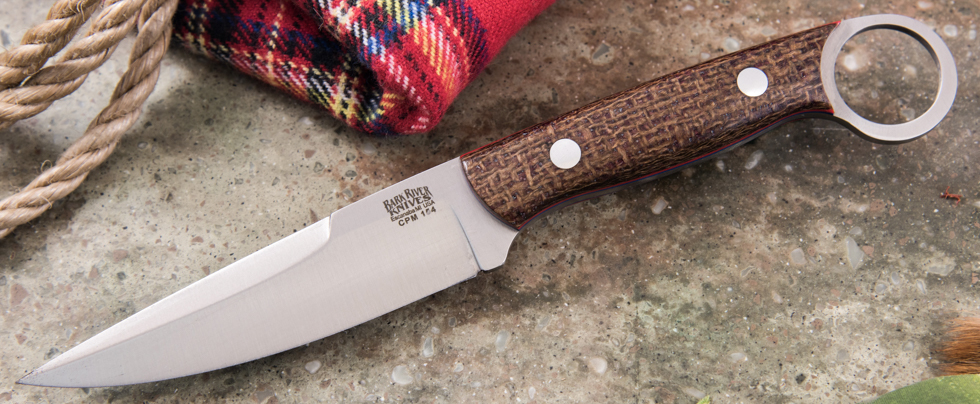 Bark River Knives: Donnybrook EDC - CPM 154