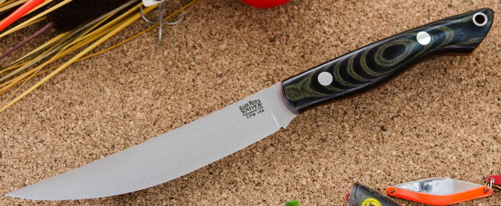 Bark River Knives: Kalahari Mini-Sportsman - CPM 154