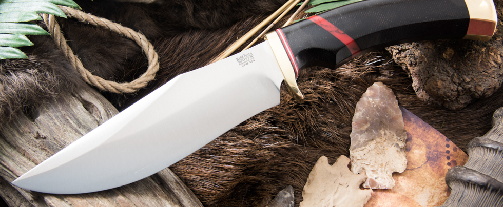 Bark River Knives: Marauder 1 - CPM 154