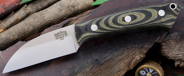 Bark River Knives: Tusk