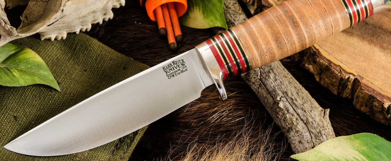 Bark River Knives: Manitou
