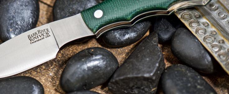 Bark River Knives: Mini-Canadian