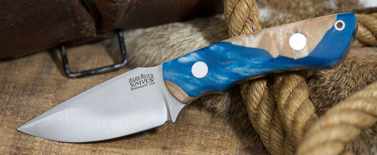 Bark River Knives: Phoenix II