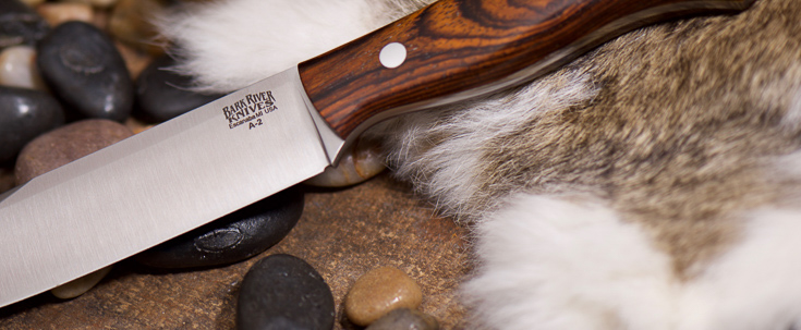 Bark River Knives: Sahara Hunter