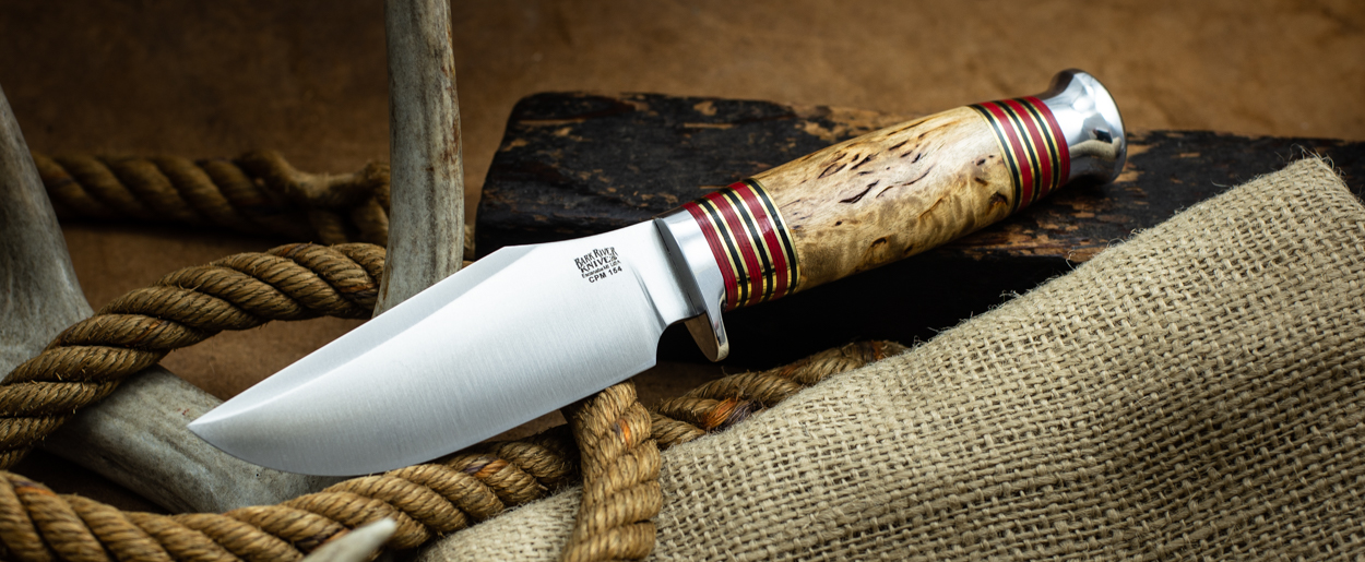 Bark River Knives: Trailmate II - CPM 154