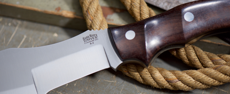 Bark River Knives: Trakker
